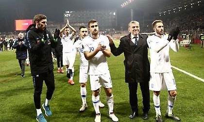 Έτσι «απέδρασε» η Εθνική από τη Βοσνία! (video)