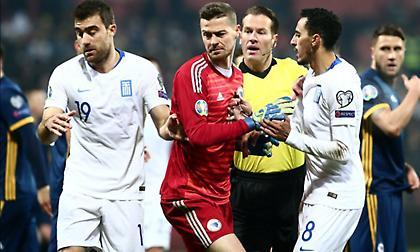 «Καρφιά» του Σέχιτς: «Ένιωθα ότι ο διαιτητής περίμενε τη στιγμή να βγάλει τον καλύτερό μας παίκτη»