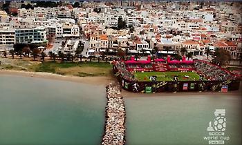 Το video για το παγκόσμιο πρωτάθλημα μίνι ποδοσφαίρου του Ρεθύμνου