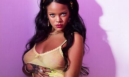 Φωτιά και… λάβρα η Rihanna (pics)