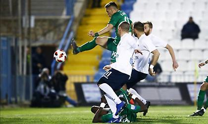 Γκολ ο Καμπετσής, 2-0 ο Παναθηναϊκός! (video)