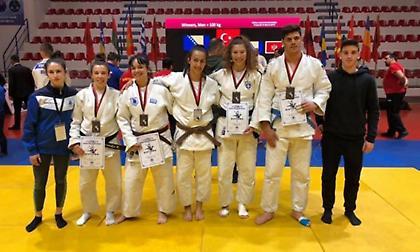 Πέντε μετάλλια για την Ελλάδα στο Βαλκανικό πρωτάθλημα ανδρών/γυναικών της Αλβανίας