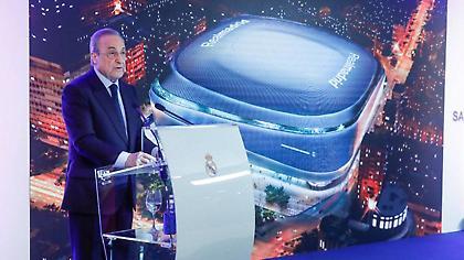 Το πλάνο ανακατασκευής του «Μπερναμπέου» η Ρεάλ: «Το καλύτερο γήπεδο του μέλλοντος» (video)