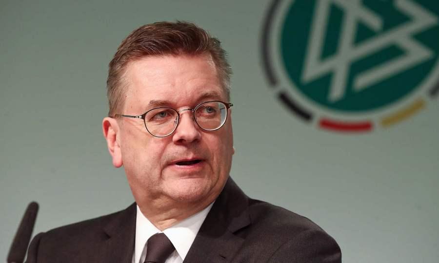Παραιτήθηκε ο πρόεδρος της Γερμανικής Ποδοσφαιρικής Ομοσπονδίας!