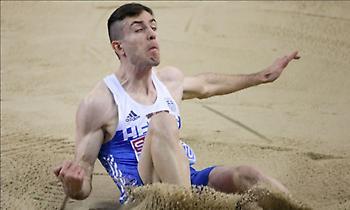 Υποψήφιος για κορυφαίος αθλητής Μαρτίου ο Τεντόγλου