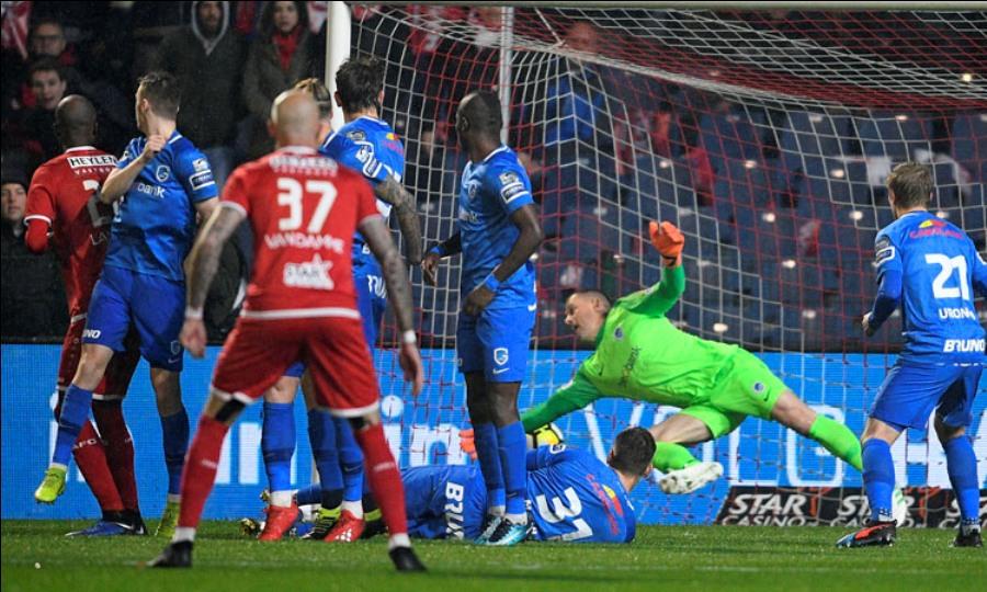 Εκοψε τη φόρα της Γκενκ και «φουλάρει» για το Europa League η Αντβέρπ