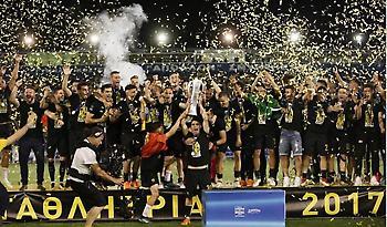 Η ΑΕΚ κάθε σεζόν από το 2015-16, πετυχαίνει κάποιο μεγάλο στόχο
