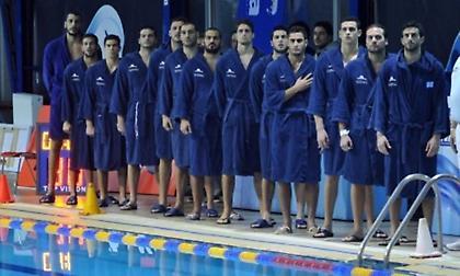Έτοιμη για Ζάγκρεμπ η Εθνική πόλο ανδρών