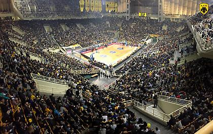 KAE AEK: «18.000 ευχαριστώ, υποκλίθηκε όλη η Ευρώπη»