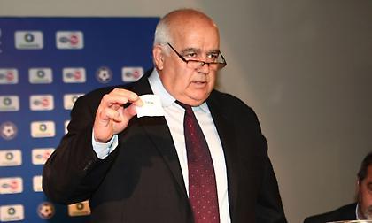 Γαβριηλίδης: «Στο ΟΑΚΑ αλλά χωρίς VAR ο τελικός του Κυπέλλου Ελλάδας»