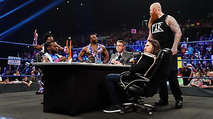 To WWE στον ΣΚΑΪ: Όλα όσα θα δείτε απόψε στο Smackdown
