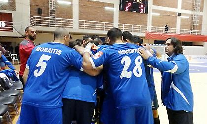 Φιλική νίκη επί του Ισραήλ η Εθνική Ανδρών