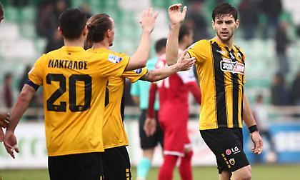 Τα highlights της νίκης της ΑΕΚ στην Ξάνθη