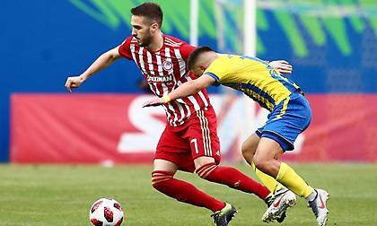 LIVE: Παναιτωλικός-Ολυμπιακός 0-5 (Τελικό)