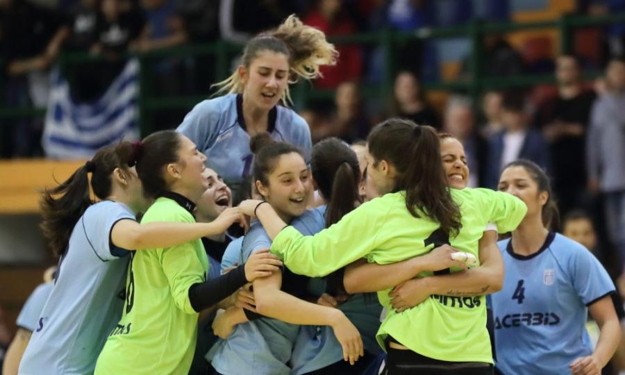 Στην Ελλάδα ο όμιλος του EURO 2020 χάντμπολ γυναικών