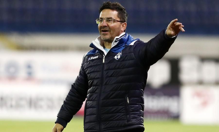 Βελέντζας: «Θέλουμε άμεση επιστροφή στη Super League, αλλά με διαφορετική λογική»