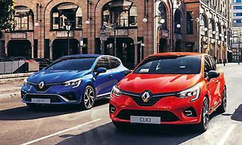 Renault Clio: Ακόμα πιο μοντέρνο και δυναμικό