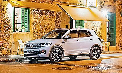 Τ-Cross, το «μικρό» SUV της Volkswagen