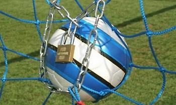 Διακοπή στη Β' κατηγορία της Κύπρου λόγω «ύποπτων» αγώνων!