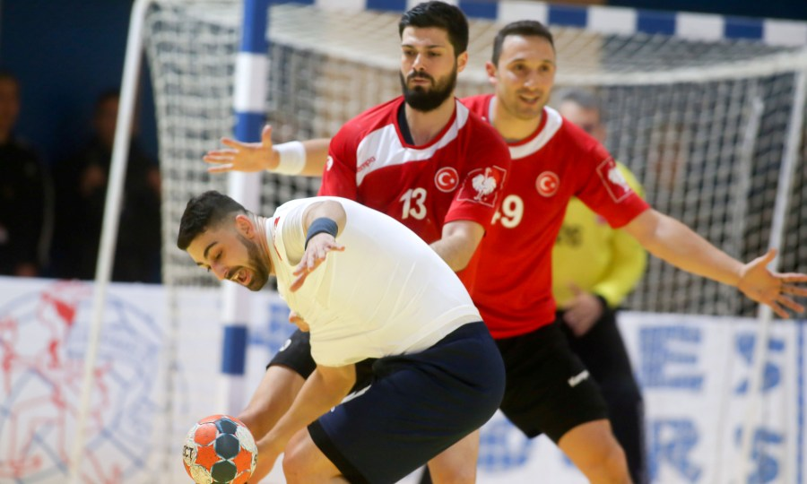 Ήττα για την Εθνική χάντμπολ στην Κοζάνη