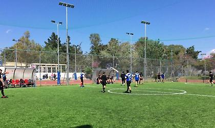 Ξεκίνησε η γιορτή του σχολικού αθλητισμού στο ΣΕΦ!