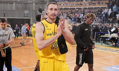 Σλαφτσάκης: «Το ματς με την Κύμη είναι το πιο κρίσιμο της σεζόν»