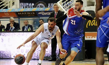 Καμπερίδης: «Να είμαστε ανταγωνιστικοί κόντρα στην ΑΕΚ»