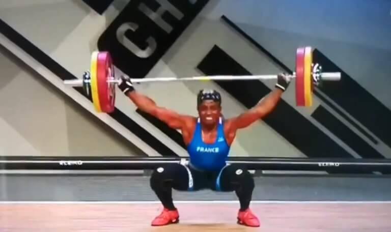 Άρση Βαρών: Τρομακτικός τραυματισμός Γαλλίδας αθλήτριας
