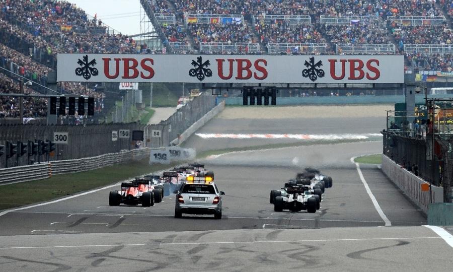 GP Κίνας: Pole position για τον Μπότας και «1-2» η Mercedes