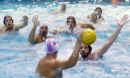 «Καθάρισε» άνετα τη Σπαντάου ο Ολυμπιακός και πλησιάζει στην πρόκριση