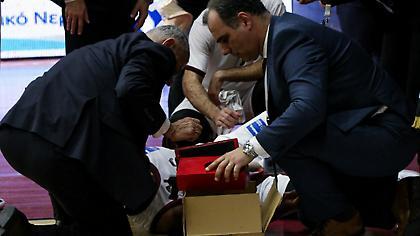 Κάκωση οσφυϊκής μοίρας στη σπονδυλική στήλη ο Τζέρι Σμιθ
