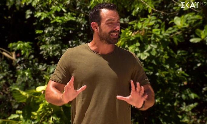Ανατρέπονται όλα στο Survivor - Η ανακοίνωση του Τανιμανίδη (video)