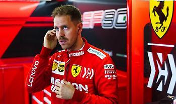 Φέτελ: «Η Mercedes ήταν πολύ γρήγορη για εμάς»