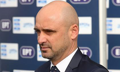 Ράσταβατς: «Δική μου η ευθύνη, έχουμε δύο τελικούς μπροστά μας»