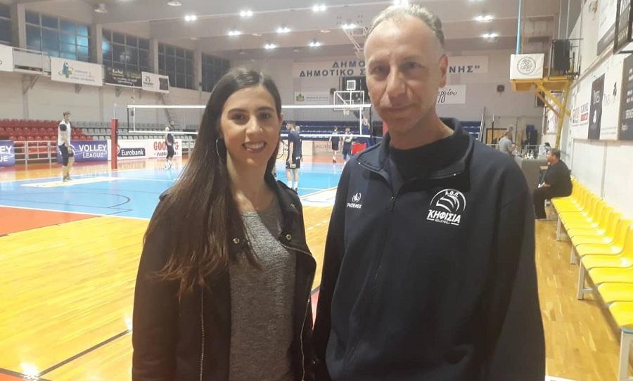 Ζαλμάς: «Οι ομάδες χτίζονται μέρα με τη μέρα - Η Εθνική κάνει πιο ανταγωνιστικό έναν παίκτη»