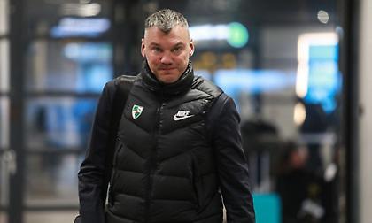 Γιασικεβίτσιους: «Αν δεν παίξουμε δυνατά με Φενέρ, δεν έχουμε καμία τύχη»