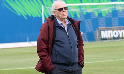 Θεοδωρίδης: «Με συγκίνησαν οι οπαδοί - Ο Ολυμπιακός του χρόνου θα μεγαλουργήσει»