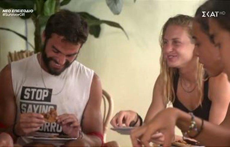 Survivor: Η Μελίσα μίλησε για τη σχέση της Δαλάκα με τον Ατακάν (video)