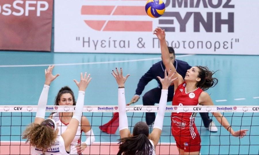 Το πρόγραμμα των τελικών της Volley League γυναικών