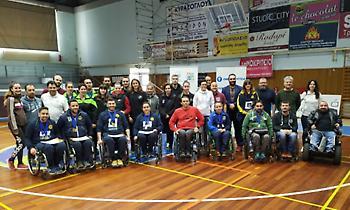 Από τρία χρυσά μετάλλια για Παπαδόπουλο, Καραγιάννη στο Πανελλήνιο Πρωτάθλημα παρα Μπάντμιντον