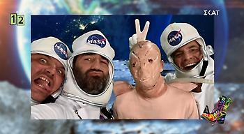 Ράδιο Αρβύλα: Η ελληνική αποστολή στο διάστημα (video)