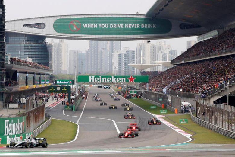 Επαφές για δεύτερο Grand Prix στην Κίνα