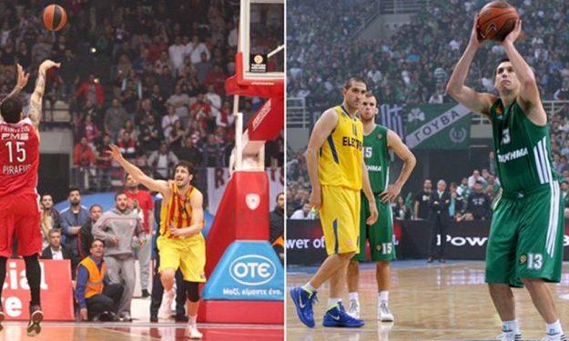Ευρωλίγκα: Οι 10 κορυφαίες «best of 5» σειρές playoffs στην ιστορία!