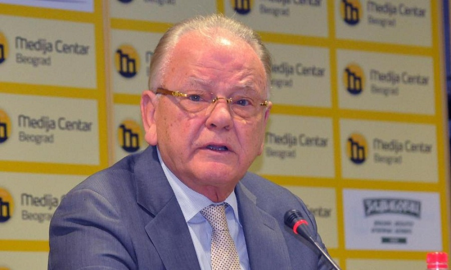 Ίβκοβιτς: «Συγχαίρω τον Τόμιτς για τη δουλειά του στον Ερυθρό Αστέρα»