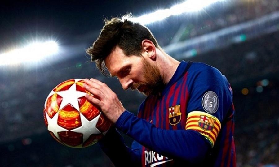 Μέσι: «Τυχερός στα δυο γκολ»