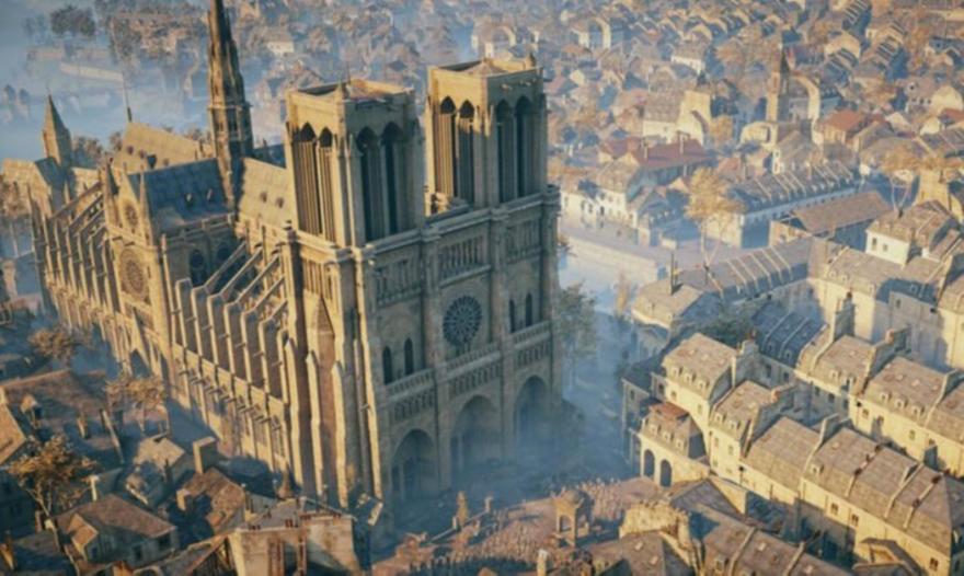 Ένα video game θα βοηθήσει για την αναστύλωση της Παναγίας των Παρισίων