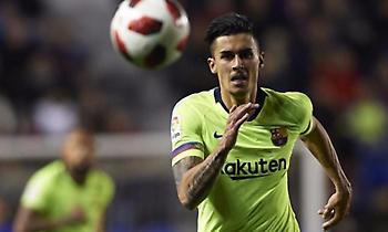 Δικαιώθηκε η Λεβάντε: Αντικανονική η χρήση του Τσούμι από την Μπαρτσελόνα στο Copa del Rey