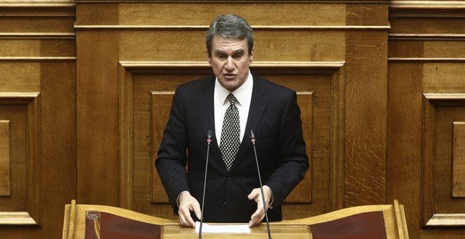 Ο Λοβέρδος ζήτησε από τη Βουλή την άρση ασυλίας του - Αιχμές κατά Καμμένου