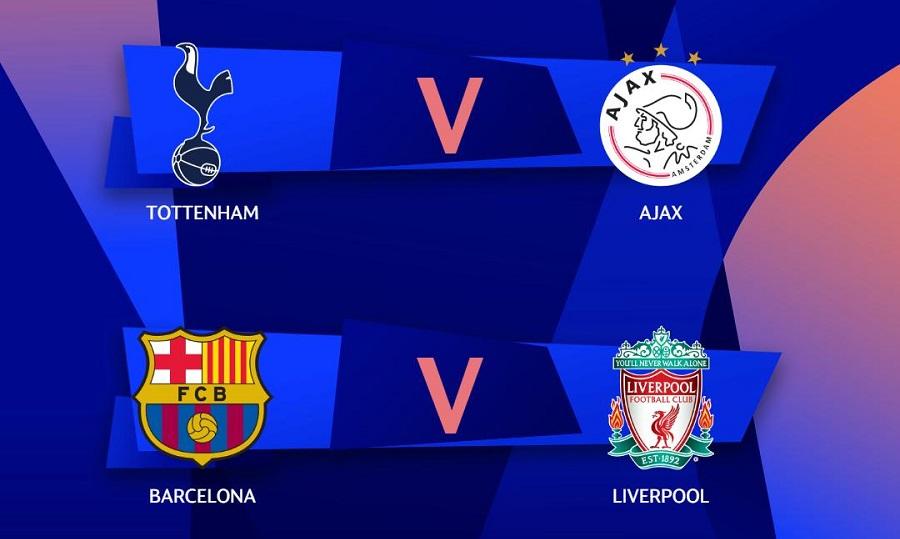 Οι ημερομηνίες των ημιτελικών του Champions League