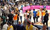 Μέλος του Ερ. Αστέρα τραυματίστηκε στο κεφάλι από βίδα στο ματς με την Μπουντούτσνοστ (pics)